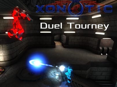 『Xonotic Duel Tourney Japan #2』で radex* 選手が優勝