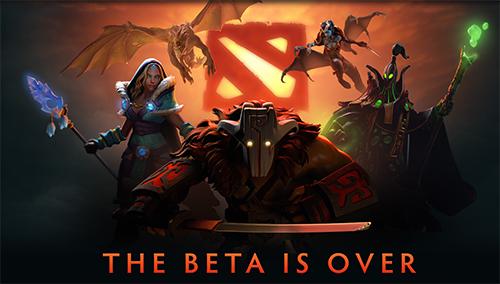 アクション RTS『DOTA 2』がFree to Playで正式にサービスイン