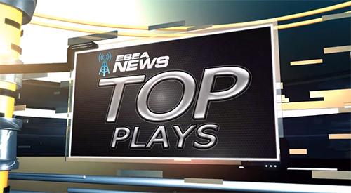 ムービー『Top 10 CS: GO Plays by Pro European ESEA Invite Players on de_cache (f0rest, GuardiaN, Taz, Dosia)』