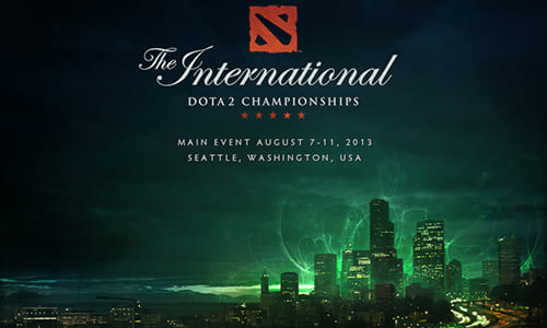 『DOTA2』公式世界大会『The International3』が8/12(月)に開催 - 3位決定戦(4時~)、決勝戦(8時~)