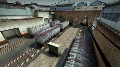 競技向けにデザインされた Counter-Strike: Global Offensive マップ de_train_ve リリース