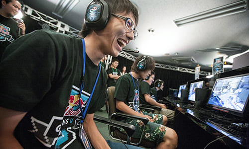 ゲーミングキャンプイベント『Red Bull Gaming U』のレポートムービーが公開