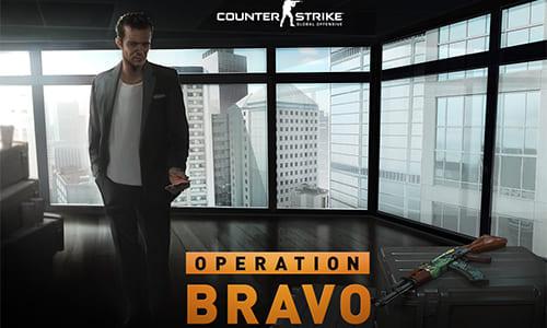 『Counter-Strike: Global Offensive』アップデート(2013-09-19)、新マップや武器が手に入るOperation Bravoスタート