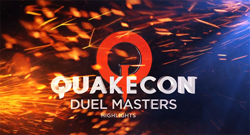 ムービー『QuakeCon 2013: Quake Live Duel Masters Highlights』