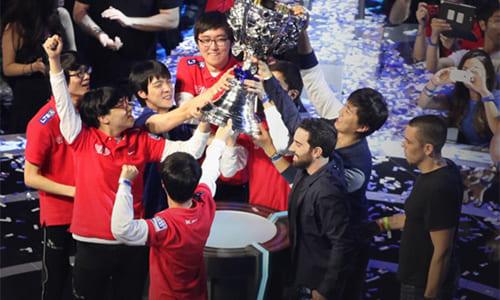 『League of Legends Season 3 World Championship』で SK Telecom T1 が優勝、賞金100万ドルを獲得