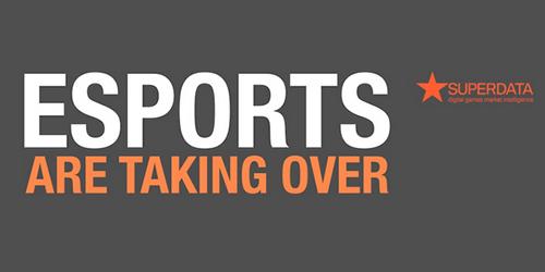 eスポーツの観戦者が世界で5,000万人を突破、調査会社SuperDataがeスポーツ市場の最新データをまとめたインフォグラフィックを公開