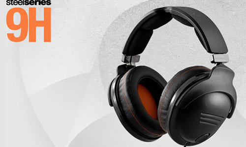 ゲーミングヘッドセット『SteelSeries 9H Headset』の予約が公式オンラインショップで開始