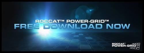PCやゲーミングデバイスと連動させることができるスマートフォンアプリ『ROCCAT Power-Grid』の無料ダウンロードがスタート