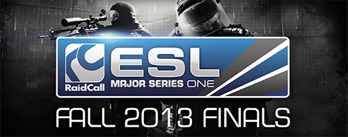 『RaidCall EMS One Fall 2013』Counter-Strike: Global Offensive開催中