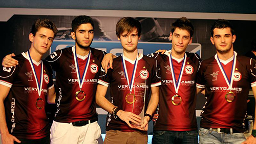 『RaidCall EMS One Fall 2013』Counter-Strike: Global OffensiveでVeryGamesが優勝