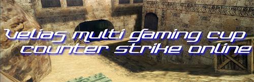 Counter-Strike Online大会『VMGC:CSO Season2』決勝戦VeliaS [vs] CorLeonisが21時からスタート