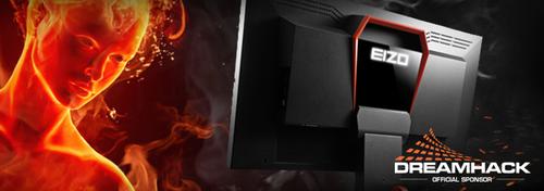 『DreamHack Open Grand Finals』の競技モニタにEIZOの最新ゲーミングモニタ『FORIS FG2421』が採用