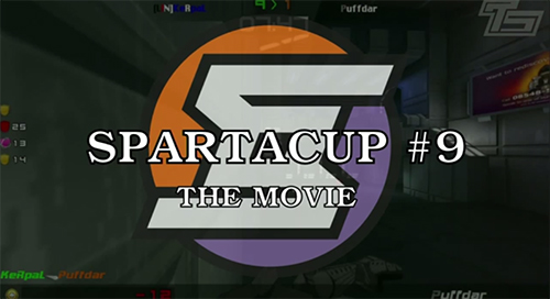 ムービー『Spartacup 9 fragmovie』