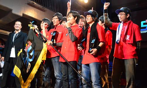 『Red Bull 5G 2013 FINALS』で東日本チームが最終戦までもつれ込む接戦を制し2連覇を達成 #RB5G