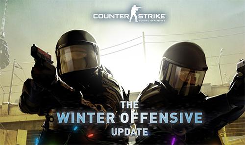 冬の『Counter-Strike: Global Offensive』大型アップデート『The Winter Offensive Update』リリース