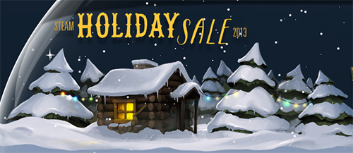 『Steam Holiday Sale 2013』開催中