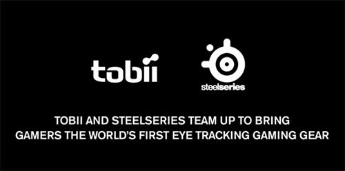 『SteelSeries』が『Tobii』と提携し「アイトラッキング」技術を導入したゲーミングギアを2014年中旬にリリース予定