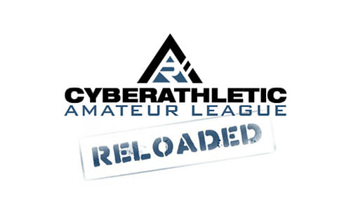 『CyberAthlete Amateur League』の元プレーヤー&スタッフが『CyberAtheletic Amateur League Reloaded』を立ち上げ