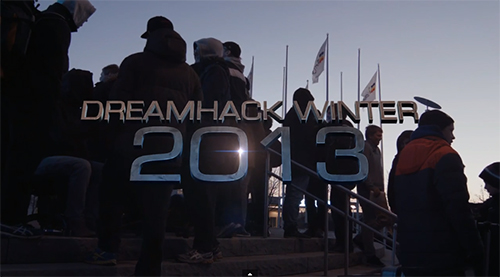ムービー『DreamHack Winter 2013 Official Aftermovie』