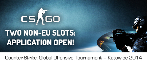 『EMS One Katowice CS:GO Championship』出場立候補チームをアメリカ、アジア&オーストラリアを対象に募集開始