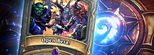 Blizzard製カードゲーム『Hearthstone: Heroes of Warcraft』のオープンベータテストが北米サーバーを対象に開始