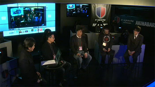 『e-sports SQUARE AKIHABARA』プレス発表会 パネルディスカッション「日中韓のe-sportsが目指すものは…」書き起こし