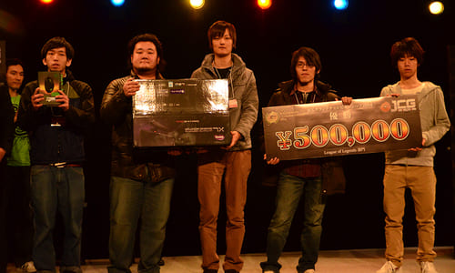 『JCG Grand Championship 2014』でkur0a(StarCraftII)、Rascal Jester(League of Legends)が優勝