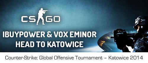 『EMS One Katowice CS:GO Championship』にiBUYPOWERとVox Eminorが招待出場決定