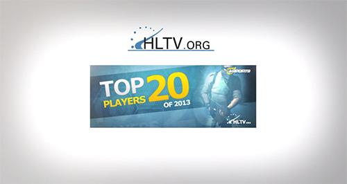 ムービー『HLTV.org's Top 20 Players of 2013』
