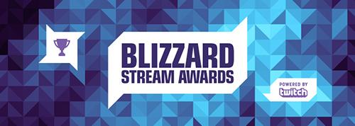 『Blizzard』が『2013 Blizzard Stream Awards Powered by Twitch』の開催を発表、コミュニティ投票を受付中