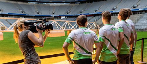 プロゲームチームTeam AcerのFIFA部門キャプテンKrone選手に聞く「eスポーツチームのキャプテンとして必要な事」