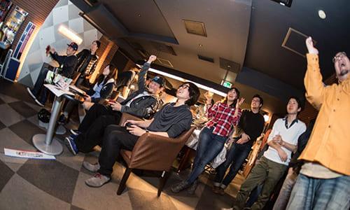 ゲーム持込パーティーイベント『ゲーマーズラウンジ#54』の会場写真と動画が公開