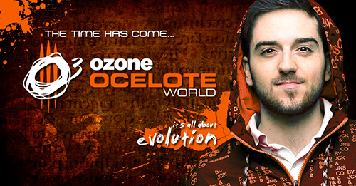 Ozone GamingがLeague of Legendsの有名プロゲーマーOcelote選手と契約しゲーミングデバイスを共同開発することを発表