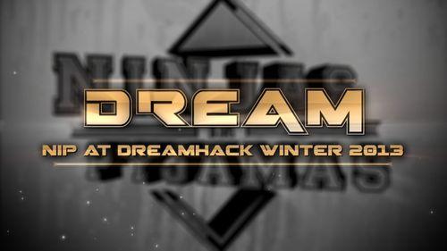 """ムービー『CS:GO - """"DREAM"""" NiP at DreamHack Winter 2013』"""