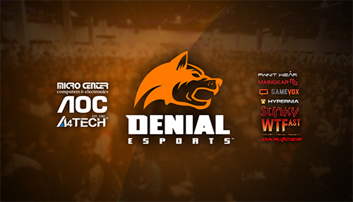 Denial eSportsがMouseSpazと契約し新たなCounter-Strike: Global Offensiveチームを発表