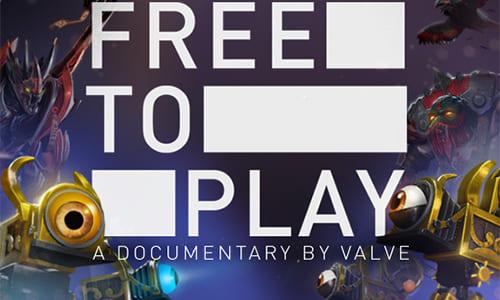 『DOTA2』のプロゲーマー3人をフィーチャーしたドキュメンタリムービー『Free to Play』が日本語字幕付きで2014年3月19日にSteamで無料配信予定