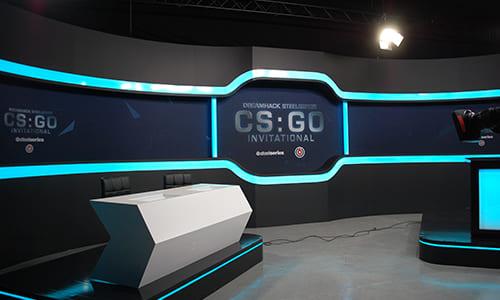 『DreamHack SteelSeries CS:GO Invitational』のストリーミング配信が日本時間の2/21(金)23時30分からスタート