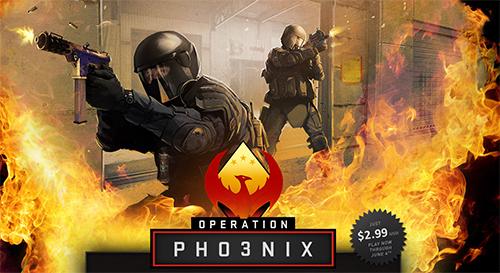 『Counter-Strike: Global Offensive』アップデート(2014-02-20)、8つの新マップと13の装飾武器が利用可能となる「Operation Phoenix」がスタート