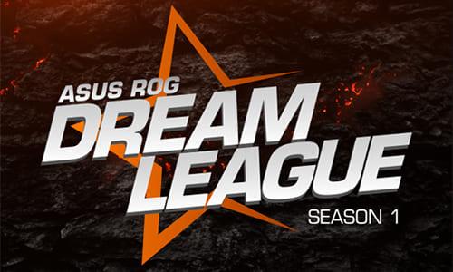 DOTA2大会『Asus ROG Dreamleague Season1』が賞金総額10万ドルで開催、ゲーム内アイテムの売り上げに応じて賞金が増額