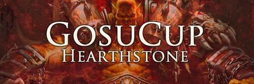 "『Hearthstone: Heroes of Warcraft』大会『GosuCup #0』でJiří ""Via"" Sandner選手が優勝"