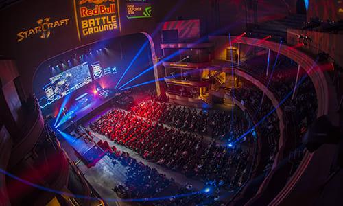 『Red Bull Battle Grounds 2014』にてStarcraftIIのツアーイベントがアメリカ3都市で開催