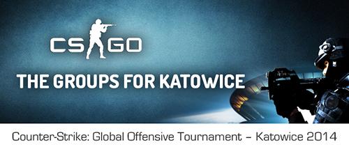 『EMS One Katowice CS:GO Championship』のグループ分け発表