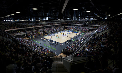賞金総額$175,000のeスポーツ大会『Gfinity 3』がロンドンオリンピック2012で使用されスポーツ競技場にて5月に開催