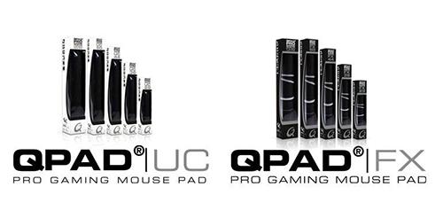 『QPAD』が最新ゲーミングマウスパッド『QPAD|UC』『QPAD FX』シリーズを発表