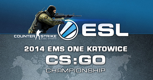 『EMS One Katowice CS:GO Championship』の視聴者数が625万を記録、2013年秋大会の約3倍に