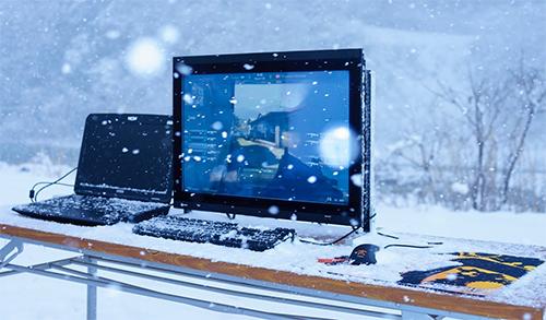 FnaticとEIZOが屋外対応の防水ゲーミングモニタ『FORIS EX2602』を発表