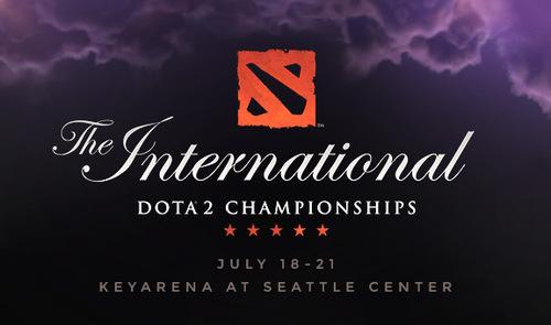 DOTA2の世界大会『The International 4』が2014年7月18日(金)~21日(月・祝)にアメリカで開催
