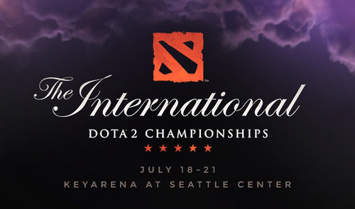 DOTA2世界大会『The International 4』の本戦トーナメント進行解説ページがオープン