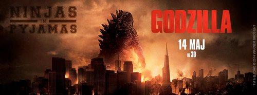 プロゲームチームNinjas in Pyjamasが映画『Godzilla』のプロモーションでワーナー・ブラザーズと提携