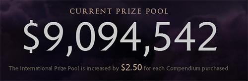 DOTA2世界大会『The International 4』の賞金総額がファンの支援により900万ドル(約9.2億円)を突破
